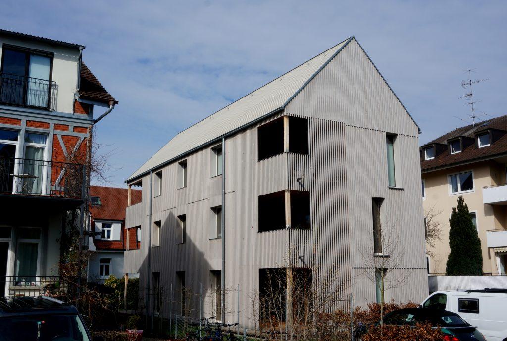 Beispiel für schönes Bauen mit Holz
