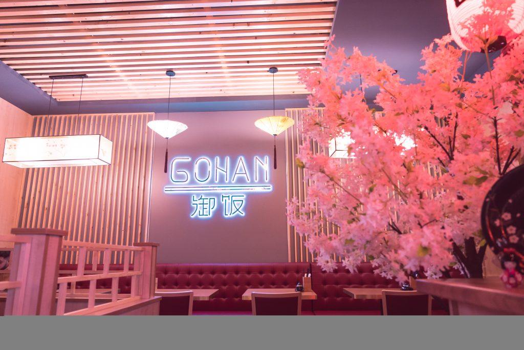 Innenausstattung Gohan