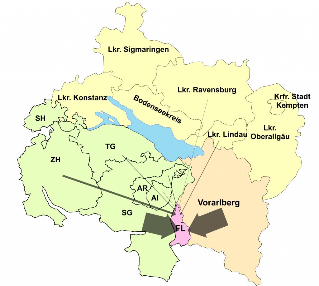 Vierländerregion