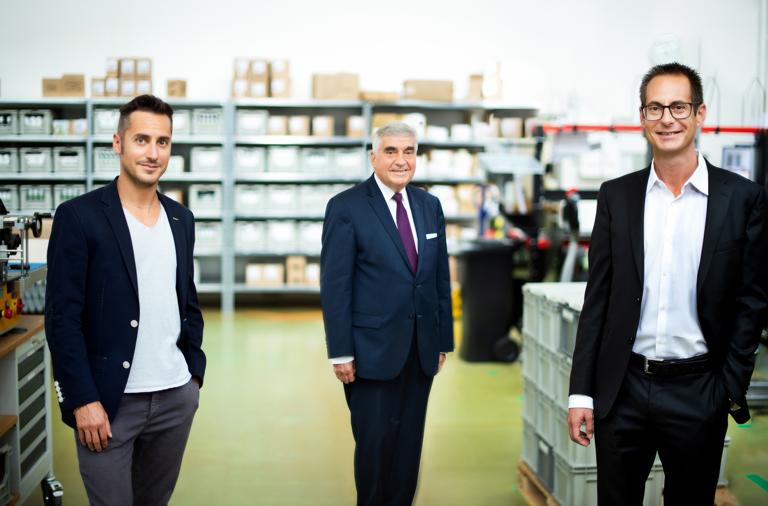 Generationswechsel bei Rausch AG: Lucas und Tom Baumann übernehmen