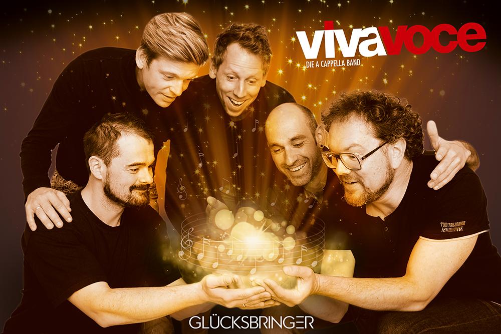 "VIVAVOCE Die A Cappella Band: ""Glücksbringer"" © Tatjana Scheidt"