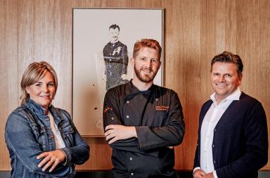 Neuer Küchenchef im Hotel & Gasthaus Johann: Franz Hintermaier