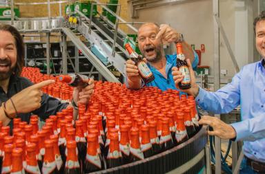 Die Privatbrauerei Waldhaus präsentiert zwei neue alkoholfreie Biere