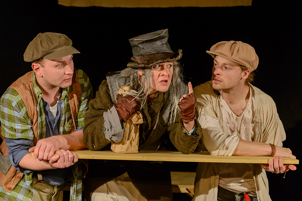 Langenargener Festspiele: Tom Sawyer und Huckleberry Finn | Foto: Stephan Haase