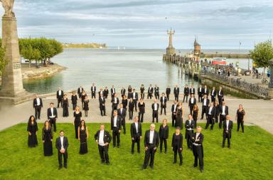 Die Südwestdeutsche Philharmonie Konstanz im Hafen | Foto: Patrick Pfeiffer