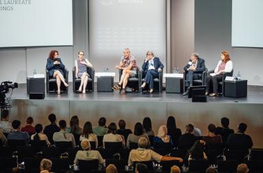 Nobelpreisträgertagung © Julia Nimke | Lindau Nobel Laureate Meetings