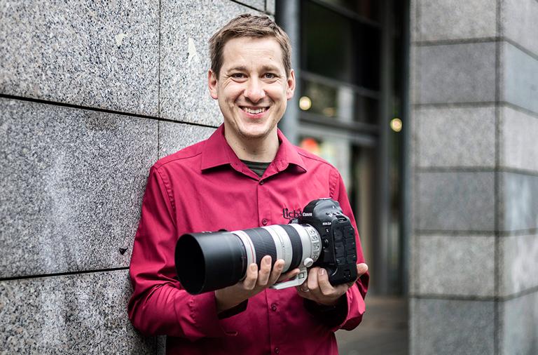Stefan Arendt: Canon EOS-1D X Mark III