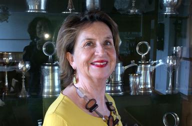 Kreuzlinger Schätzenhaus: Claudia Heeb