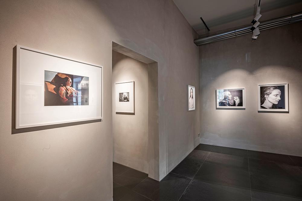 Die Leica Galerie von innen